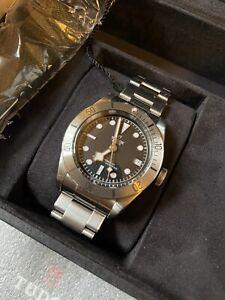 TUDOR Black Bay Men's Black Watch - M79730-0006