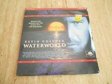 "LASER DISC ""WATERWORLD"" LETTERBOX EDITION 1995 - COSTNER - HOPPER"