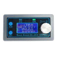 ZK-4KX 4A DC-DC Boost Buck Converter Module CC CV LCD Voltage Regulator 0.5-30V