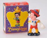 Marx Disney Disneyking Pinocchio in Original Box Vintage 1960s Figurine