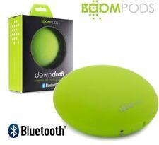 Boompods Downdraft Portable Travel Bluetooth Wireless Speaker GREEN