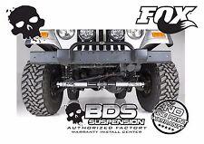 1997-2006 Jeep Wrangler TJ 84-2001 Cherokee XJ BDS Fox Dual Steering Stabilizer
