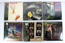 STRAWBS ~ JAPAN MINI LP CD, 6 ALBUMS, ORIGINAL, ULTRA RARE, OOP