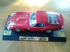 Modellauto Revell Ferrari 250 GTO rot im Maßstab 1:12 Ohne OVP