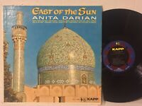 Anita Darian East Of The Sun VG+ KAPP female vocal exotica lounge eastern mosque