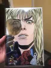 Labyrinth 30th Anniversary Comic Variant. NM. Bowie.