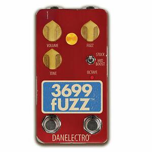Danelectro 3699 Fuzz - Open Box