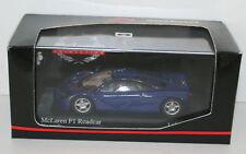 MINICHAMPS 1/43 530133435 MCLAREN F1 GTR BLUE METALLIC