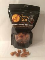 Chewy Dog Treats Chicken Jerky Bites - 100% Pure Chicken, Made In USA, (8 Ounce)