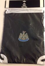Newcastle United FC Nylon Gym Sack Backpack Officially Licensed Product