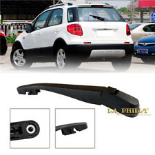 For Suzuki Swift SX4 Splash Rear Rain Window  Windshield Wiper Arm Black New