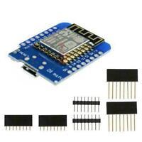 D1 Mini NodeMcu 4M bytes Lua WIFI Development Board 2020 WeMos ESP8266 by G3T8