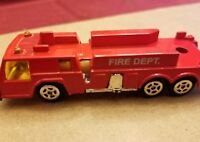 TOY  Fire Truck FREE SHIPPING
