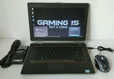 Dell Gaming Laptop Intel Core i7  3.4ghz Turbo boost Nvidia Graphics Windows 10