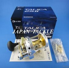 New Shimano TALICA 25 II 2Speed Fishing Reel (NEW VERSION 2-3 DAYS DELIVERY )