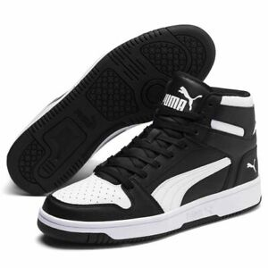 Puma Rebound Lay Up SL High Top Brand New Trainers-Size 10
