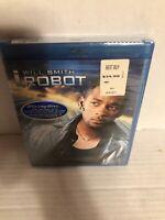 I, Robot (Blu-ray Disc, 2009) Brand New Will Smith Bluray Dvd