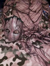 Children's Size Small Groot Costume