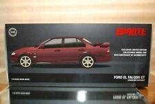 BIANTE 1:18 FORD EL FALCON GT 1997 SPARKLING BURGUNDY 30TH ANNIVERSARY 302 V8