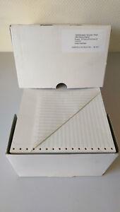 "Tabellierpapier /Endlospapier /Computerpapier /375 mm x 8"" /60 g/qm / 2000 Stück"