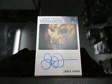 Star Trek Voyager Heroes & Villains - James Horan as Tosin Autograph