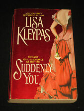 msm* SALE : LISA KLEYPAS ~ SUDDENLY YOU