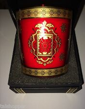 D.L. & Co The Red City Luxury Designer Candle Spicy Rose Lily Saffron 50+ Hrs