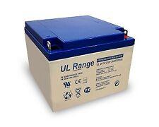 Battery 12V 26Ah F3 Pb Ultracell