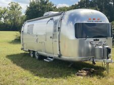 Airstream Overlander Vintage Camper ; RV Travel Trailer