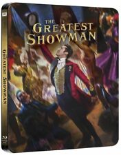 The Greatest Showman (2017) Steelbook (Blu ray)