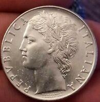 Italy 100 Lira 1977 Italiana Repvbblica 290819