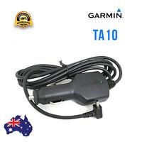 Genuine Garmin TA10 TA-10 Original OEM Car Charger 12 volt AC Cigarette Lighter