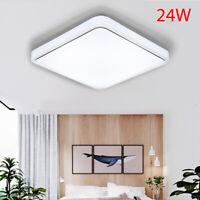 24W LED Ceiling Down Lights Mount Lamp Living Room Kitchen Bedroom Ceiling Light