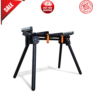 750 lb. Capacity Universal Miter Saw Stand Powder Coated Universal Foldable Tool