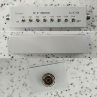 High Frequency Attenuator 0- 82dB Step Attenuator für Ham Radio Transmitter 50Ω