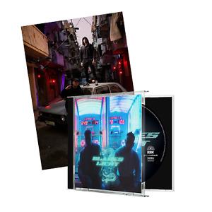 BLAUES LICHT BUNDLE (EXKLUSIVES MAXI-CD-BUNDLE +POSTER)   RAF CAMORA& BONEZ MC