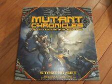 Fantasy Flight Games Mutant Chronicles Starter Set