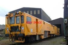 PHOTO  2007 MULTI-PURPOSE STONEBLOWER. THIS MACHINE OWNED BY NETWORK RAIL HAS RE