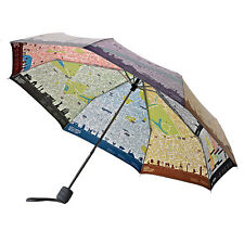 Fulton® London Brollymap - A Map Of London On The Inside Of Your Umbrella!