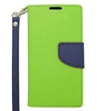 Custodie portafoglio verde per cellulari e palmari Samsung