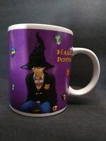 Harry Potter Mug Enesco Coffee Cup Hogwarts Sorcerer Stone 2001 Warner Bros 29c
