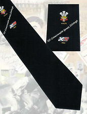 Wales - Commonwealth Games Edinburgh, possibly an official team members tie