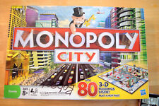 Monopoly City Edition Board Game Replacement Parts & Pieces Hasbro 2009
