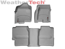 WeatherTech Truck FloorLiner for 99-07 Silverado/Sierra - 1st & 2nd Row - Grey