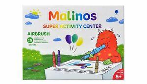 Malinos Airbrush Activity Center
