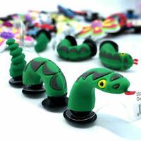Snake 3D Shoe Bracelet Wristband Charm