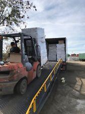 "Yard Ramp, Forklift Ramp, Trailer loading Dock - 24,000 Lbs 86"" wide"