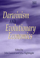 Darwinism and Evolutionary Economics (Elgar Monographs), , Good, Hardcover