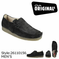 Clarks Originals Mens Wallabees Warm Lugger Suede UK 6 / US 7 G