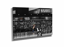 Luka Doncic Buzzer Beater vs Clippers Poster Dallas Mavericks Basketball.